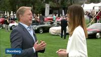 Henrik Fisker Sees Electricity Recharging Classic Cars