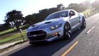 Mustang Rocket by Henrik Fisker and Galpin Auto Sports YouTube Video