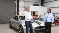 Henrik Fisker and Beau Boeckmann on the Galpin Rocket YouTube Video